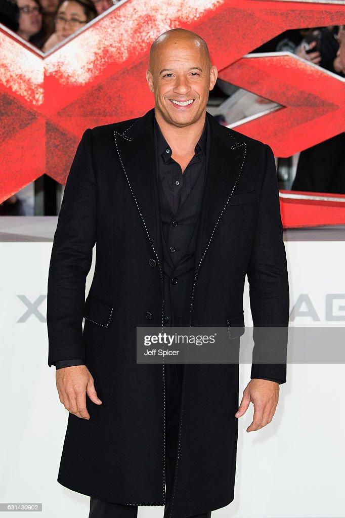 """xXx: Return of Xander Cage"" - European Premiere -  Red Carpet Arrivals"
