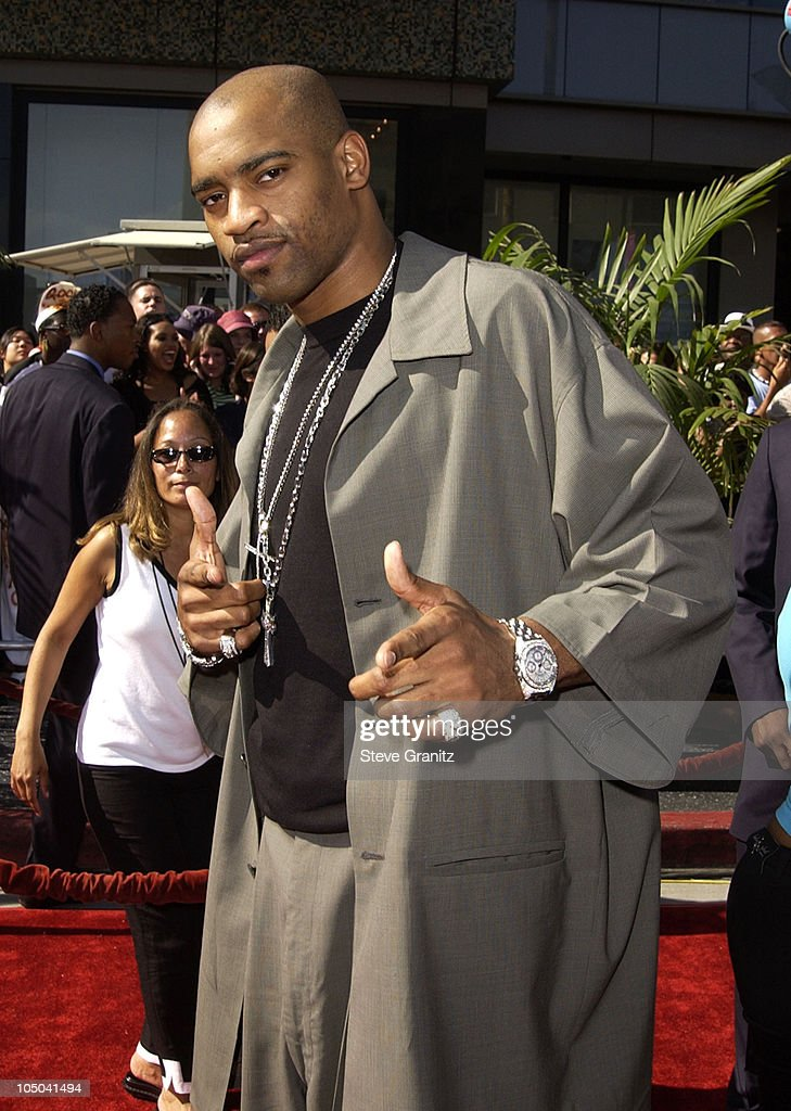 Vince Carter during The 2nd Annual BET Awards Arrivals at The Kodak Theater in Hollywood California United States