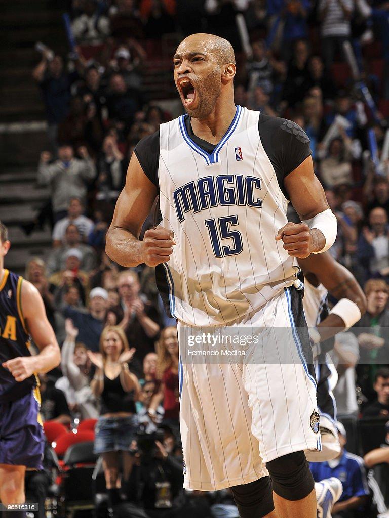 New Orleans Hornets v Orlando Magic