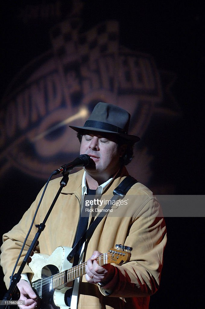 Vince Gill during Sprint and SunTrust presents Sound & Speed - Day1 at Wildhorse Saloon in Nashville, TN., United States.