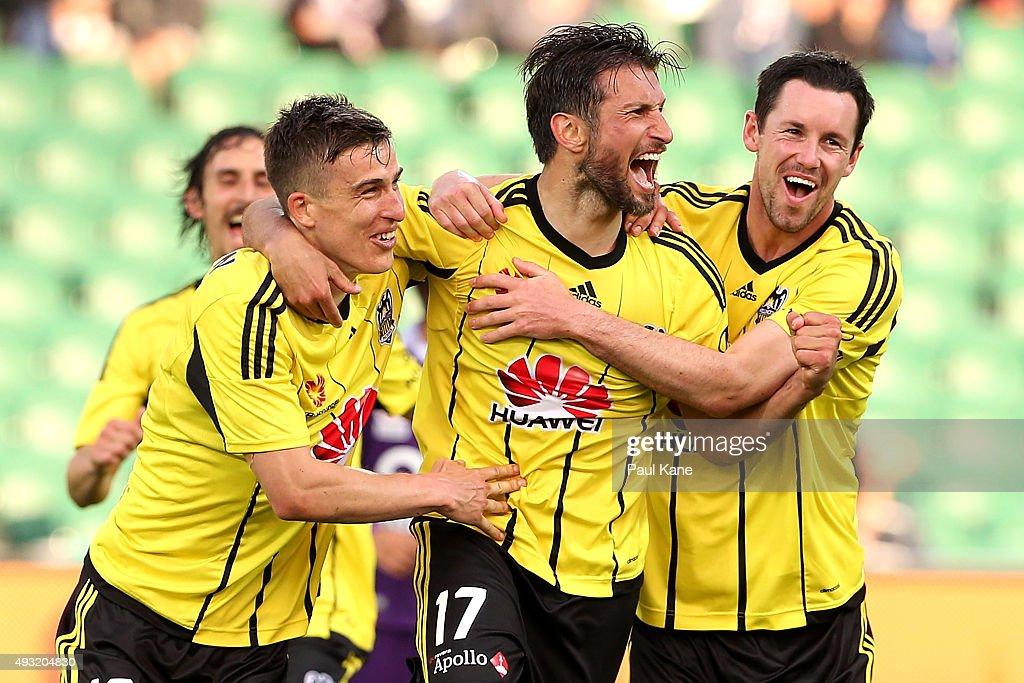 A-League Rd 2 - Perth v Wellington