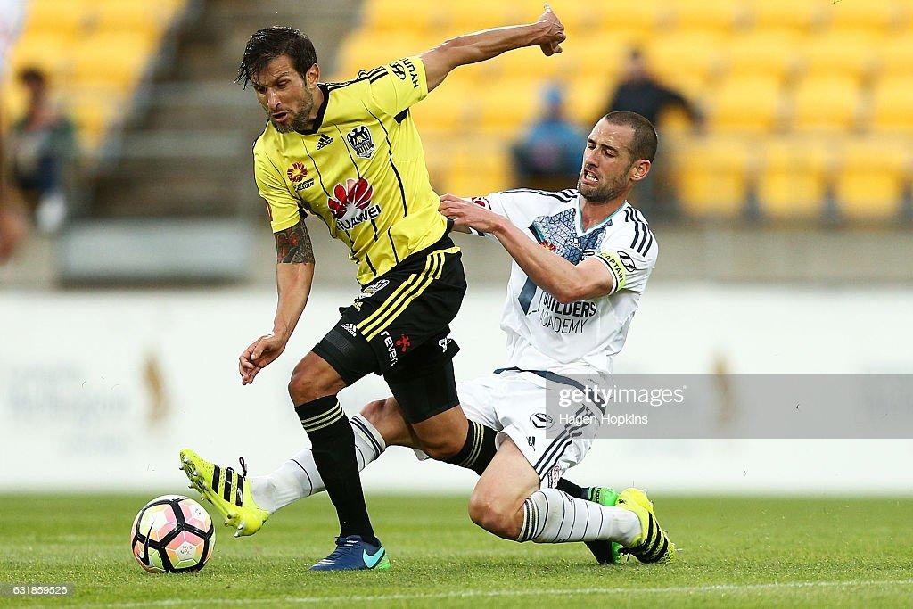 A-League Rd 7 - Wellington v Melbourne