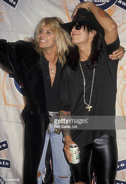 Nikki Sixx 1990 Stock Photos and Pictures | Getty Images