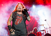 Vince Neil Performs At PNE Amphitheatre