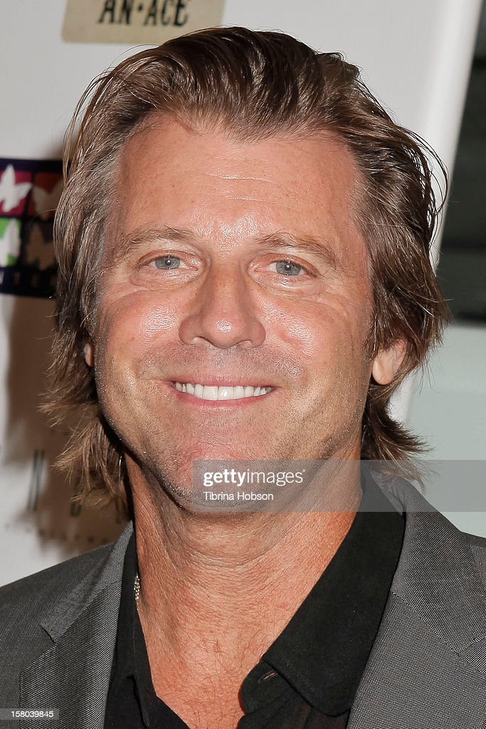 Vince Van Patton attends the Mending Kids International celebrity poker tournament at The London Hotel on December 1, 2012 in West Hollywood, California.