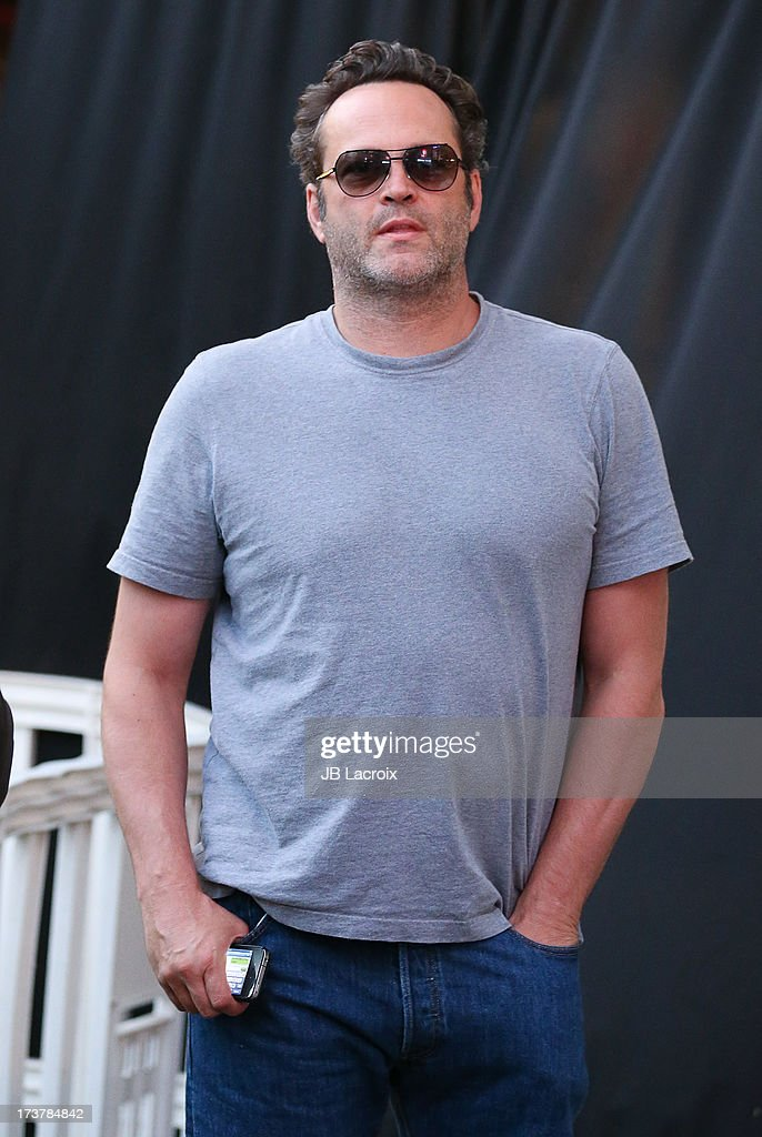 <a gi-track='captionPersonalityLinkClicked' href=/galleries/search?phrase=Vince+Vaughn&family=editorial&specificpeople=182440 ng-click='$event.stopPropagation()'>Vince Vaughn</a> attends the 2013 Grove Summer Concert Series at The Grove on July 17, 2013 in Los Angeles, California.
