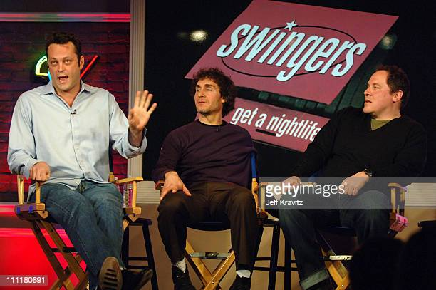 Vince Vaughn Doug Liman director and Jon Favreau writer