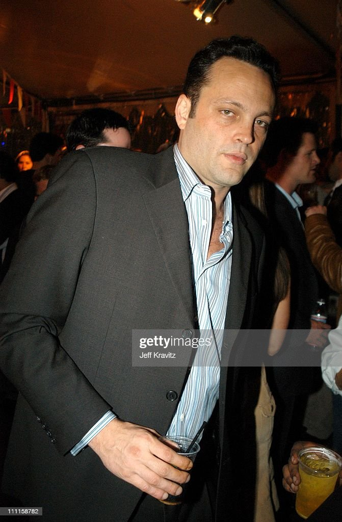Vince Vaughn during Old School After Party at Highlands Night Club in Hollywood, CA, United States.