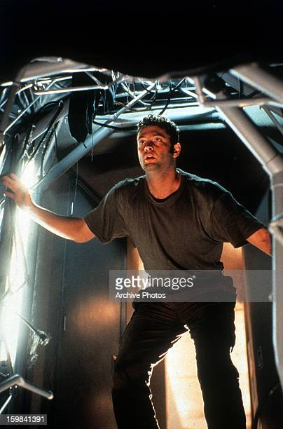 Vince Vaughn in a scene from the film 'The Lost World Jurassic Park' 1997