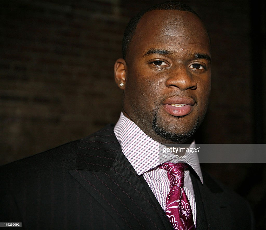 Vince Young during Hummer & ESPN The Mag Present The Official 3rd Annual Pre-Draft Celebrity BashTM Event Executive produced by Serchlite Music at Club Sol in New York City, New York, United States.