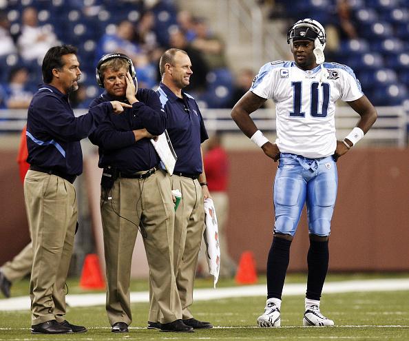 Tennessee Titans v Detroit Lions : News Photo