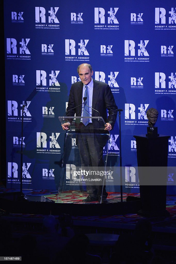 Vincent A. Mai speaks onstage at the 2012 Ripple Of Hope Gala at The New York Marriott Marquis on December 3, 2012 in New York City.