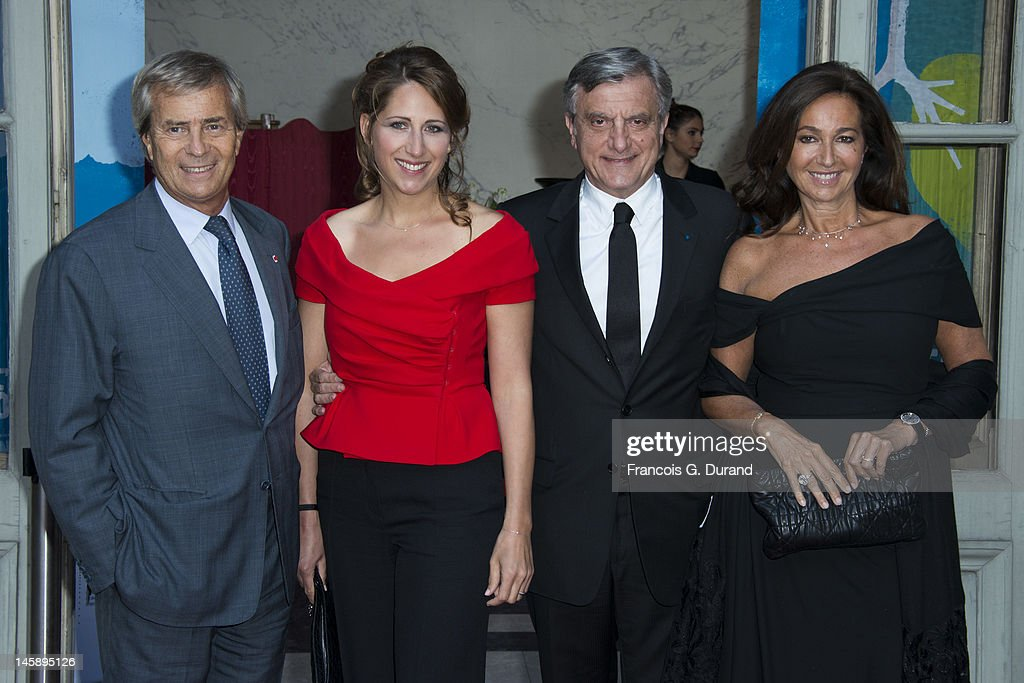 Vincent Bollore, <a gi-track='captionPersonalityLinkClicked' href=/galleries/search?phrase=Maud+Fontenoy&family=editorial&specificpeople=686588 ng-click='$event.stopPropagation()'>Maud Fontenoy</a>, <a gi-track='captionPersonalityLinkClicked' href=/galleries/search?phrase=Sidney+Toledano&family=editorial&specificpeople=758670 ng-click='$event.stopPropagation()'>Sidney Toledano</a> and Katya Toledano arrive at the <a gi-track='captionPersonalityLinkClicked' href=/galleries/search?phrase=Maud+Fontenoy&family=editorial&specificpeople=686588 ng-click='$event.stopPropagation()'>Maud Fontenoy</a> Foundation Annual Gala at Hotel de la Marine on June 7, 2012 in Paris, France.