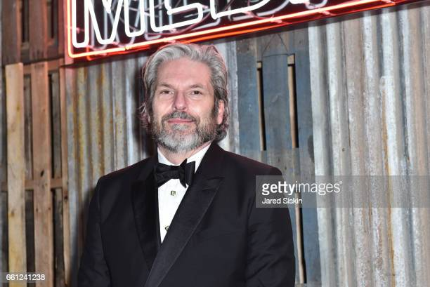 Vincent Boucher attend the First Annual Medair Gala at Stephan Weiss Studio on March 30 2017 in New York City