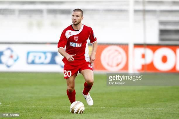 Vincent CARLIER Amiens / Nimes Coupe de la Ligue 2011/2012