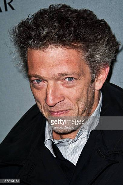 Vincent Cassel attends the Chaumet's Cocktail Party for Cesar's Revelations 2012 on January 16 2012 in Paris France