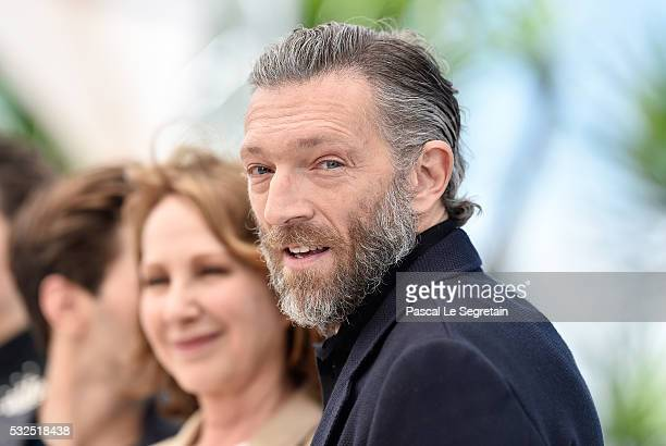 Vincent Cassel attends the 'It's Only The End Of The World ' Photocall during the 69th annual Cannes Film Festival at the Palais des Festivals on May...