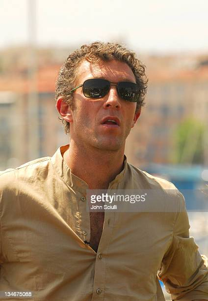 Vincent Cassel during 2006 Cannes Film Festival Opening Ceremony Photocall at Canal Plus Tent in Cannes France