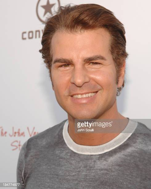 Vincent De Paul during 5th Annual John Varvatos Stuart House Benefit Presented by Converse at John Varvatos Boutique in Los Angeles California United...