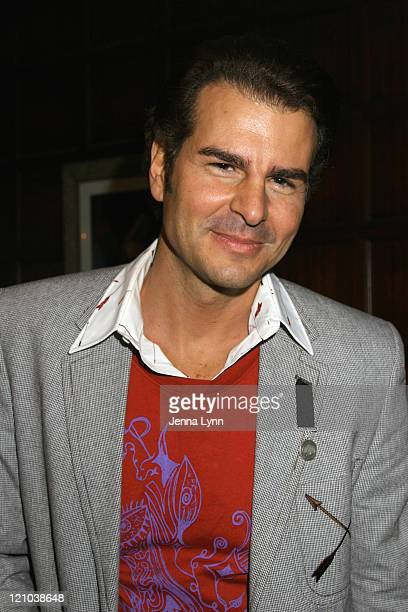 Vincent De Paul during The Exclusive Oscar Beauty Cafe Charity and Gifting Suite Day One at Private Estate in Los Angeles California United States