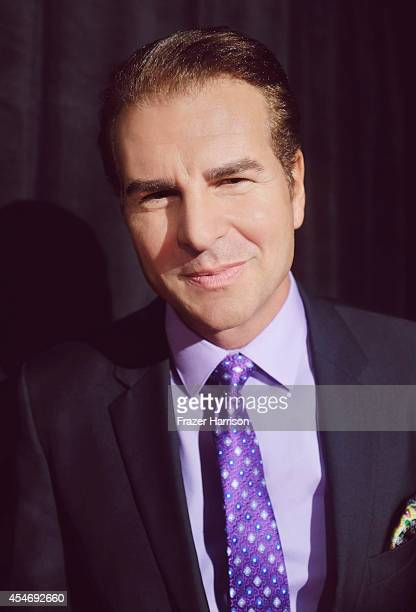 Vincent De Paul poses for a portrait at the BAFTA luncheon on August 23 2014 in Los Angeles California