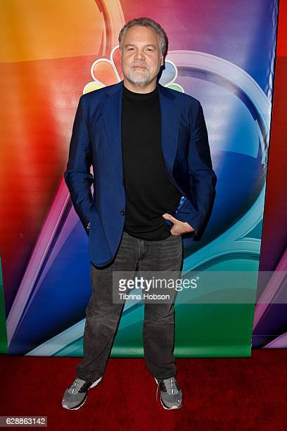Vincent D'Onofrio attends the photo call for NBC's new series 'Emerald City' at Universal Studios Backlot on December 9 2016 in Universal City...