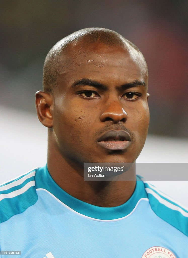 Vincent Enyeama of Nigeria during the 2013 Africa Cup of Nations Final match between Nigeria and Burkina at FNB Stadium on February 10, 2013 in Johannesburg, South Africa.
