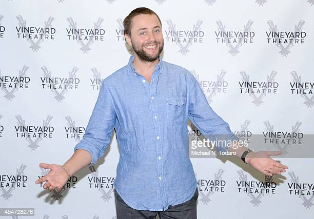 Vincent Kartheiser attends the 'Billy Ray' Cast Photocall at Davenport Studios on September 5 2014 in New York City