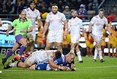 Vincent Koch of the Stormers during the Super Rugby match between the DHL Stormers and Chiefs at DHL Newlands on July 23 2016 in Cape Town South...