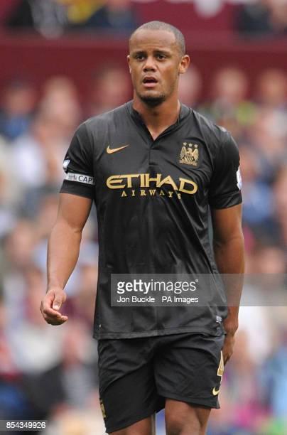 Vincent Kompany Manchester City