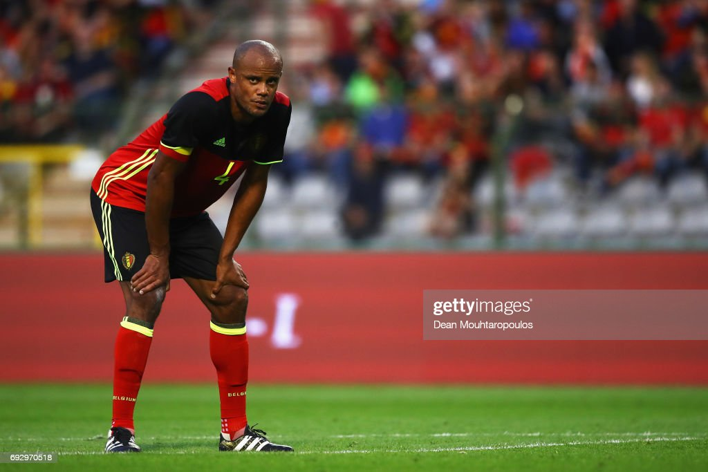 Belgium v Czech Republic - International Friendly : News Photo