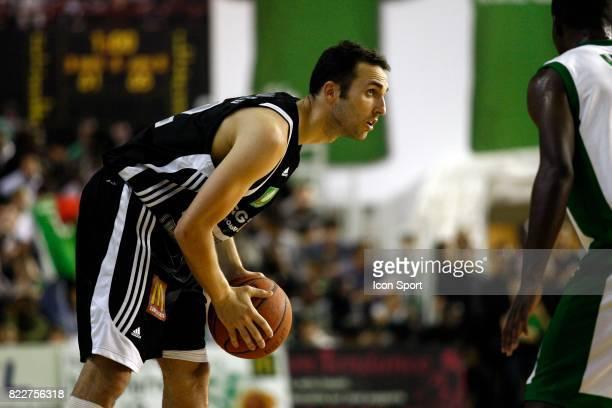 Vincent MOUILLARD Nanterre / Limoges 1/2 Finale de Pro B Nanterre