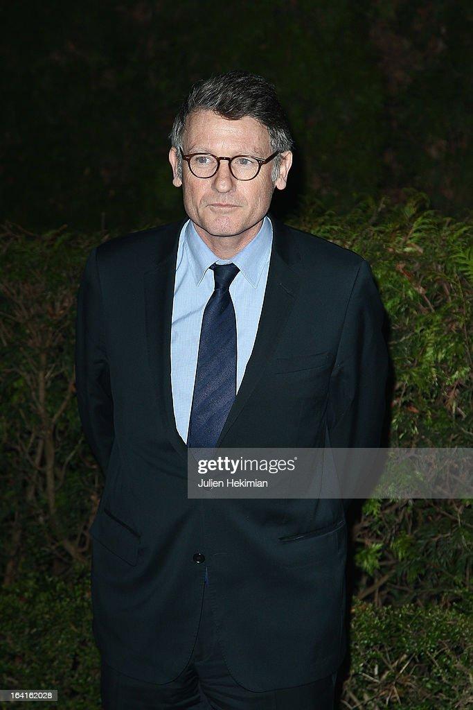 Vincent Peillon attends the 28th Dinner of 'Conseil Rrepresentatif Des Institutions Juives De France at Pavillon d'Armenonville on March 20, 2013 in Paris, France.