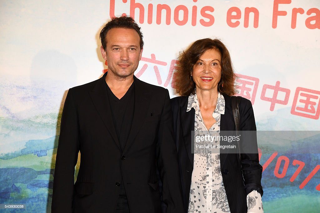 <a gi-track='captionPersonalityLinkClicked' href=/galleries/search?phrase=Vincent+Perez&family=editorial&specificpeople=243109 ng-click='$event.stopPropagation()'>Vincent Perez</a> and <a gi-track='captionPersonalityLinkClicked' href=/galleries/search?phrase=Anne+Fontaine&family=editorial&specificpeople=601319 ng-click='$event.stopPropagation()'>Anne Fontaine</a> attend the 6th Chinese Film Festival