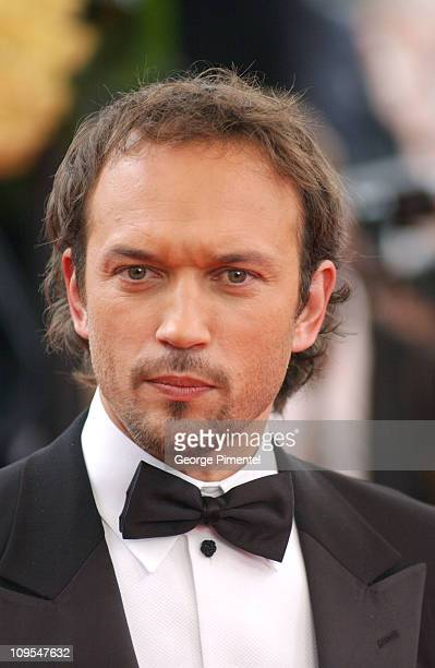 Vincent Perez during 2004 Cannes Film Festival 'The Bad Education' Opening Night at Palais Du Festival in Cannes France