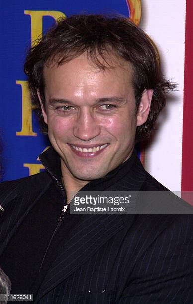 Vincent Perez during Phenix Circus Press Presentation Paris at Phenix Circus in Paris France