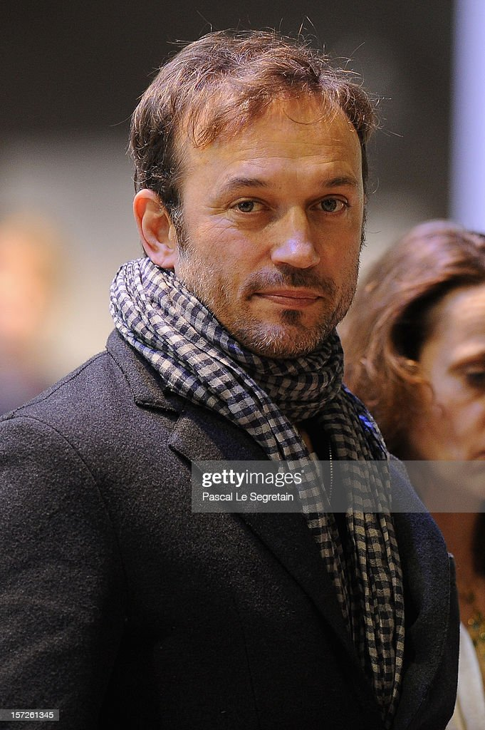 Vincent Perrez attends the Gucci Paris Masters 2012 at Paris Nord Villepinte on November 30, 2012 in Paris, France.
