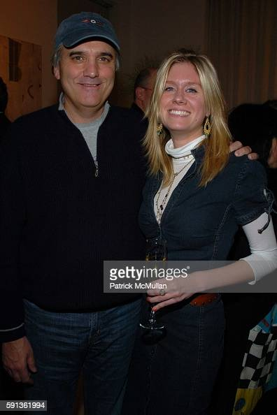 Vincent Roberti and Kate Mahon attend The Chamber Music Society of Lincoln Center Young Patrons Event with Music Art and More at The Caio Fonseca...