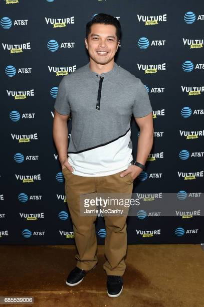 Vincent Rodriguez III attends the Vulture Festival Opening Night Party Presented By ATT at the Top of The Standard Hotel on May 19 2017 in New York...