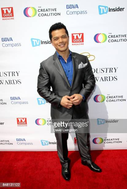 Vincent Rodriguezat the Television Industry Advocacy Awards at TAO Hollywood on September 16 2017 in Los Angeles California