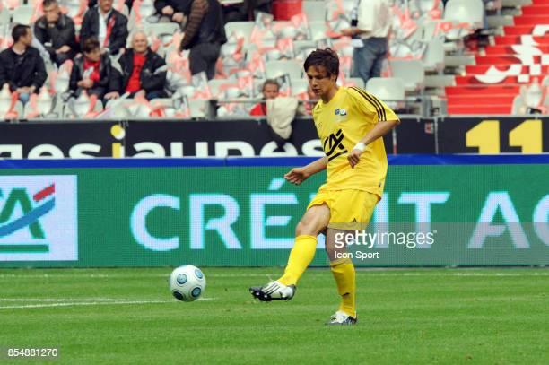 Vincent SASSO Montpellier / Nantes Finale de la Coupe Gambardella 2009 lever de Rideau de la Finale de la Coupe de France Stade de France Saint Denis
