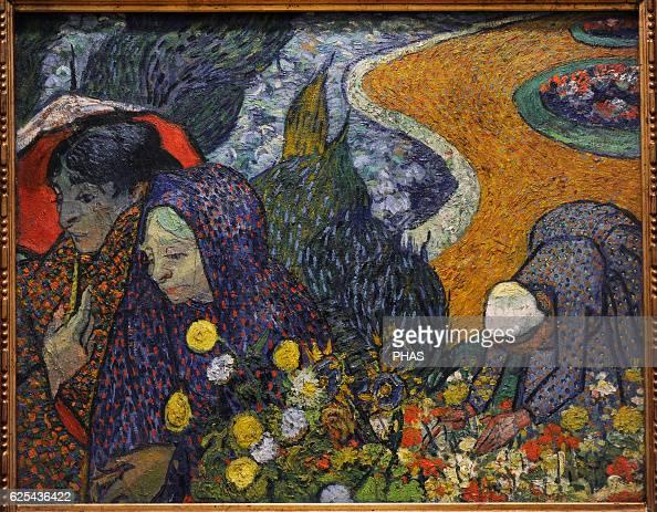 Memory Of The Garden At Etten Ladies Of Arles Pictures