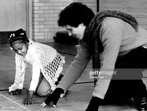 Vincent who sings role of Rodolpho in 'La Boheme' instructor Kisha Porter who plays the part of Mimi to pull her hand back when he reaches for it He...