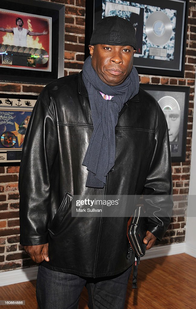 Vincent Wilburn, Jr. attends The 55th Annual GRAMMY Awards - P&E Wing Event Honoring Quincy Jones And Al Schmitt held at The Village on February 6, 2013 in West Los Angeles, California.