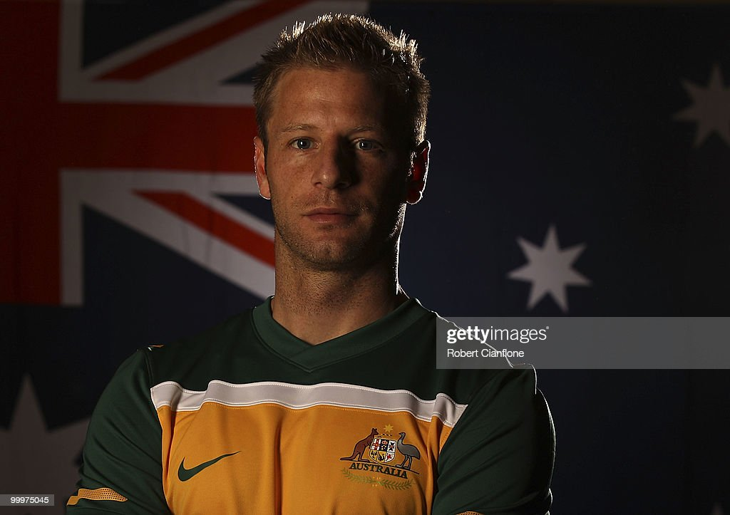 Socceroos Portrait Session