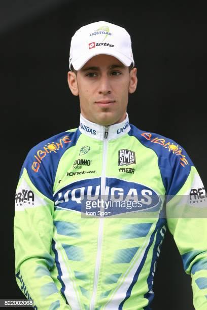 Vincenzo NIBALI Presentation des coureurs du Tour de France