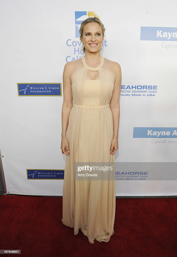 Vinessa Shaw attends A Magical Night of Hope at Skirball Cultural Center on May 2, 2013 in Los Angeles, California.