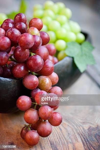 Vignoble de raisin