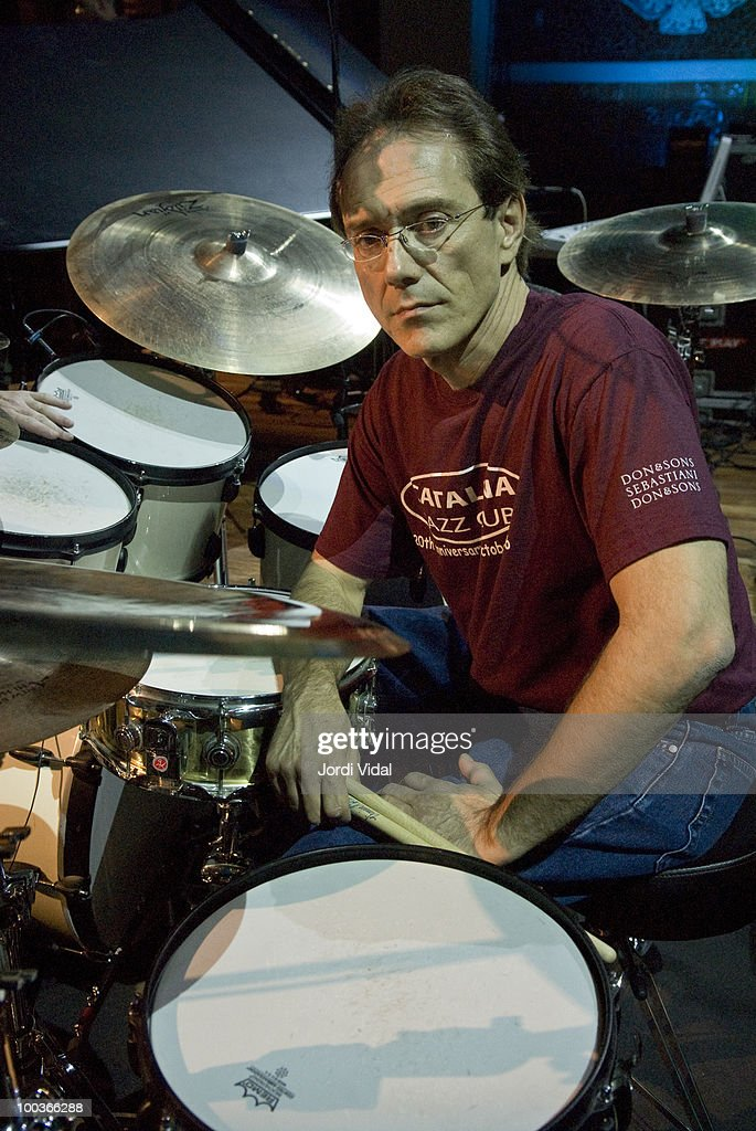 Vinnie Colaiuta Plays In Barcelona