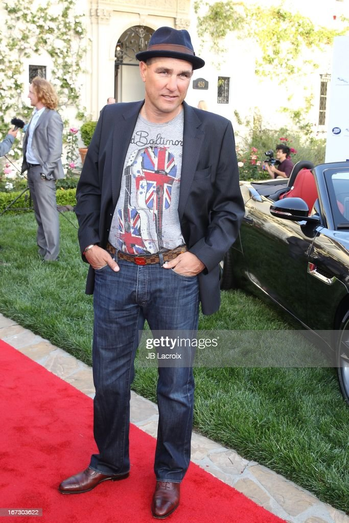 Vinnie Jones attends the 7th Annual BritWeek Festival 'A Salute To Old Hollywood' launch party held at The British Residence on April 23, 2013 in Los Angeles, California.